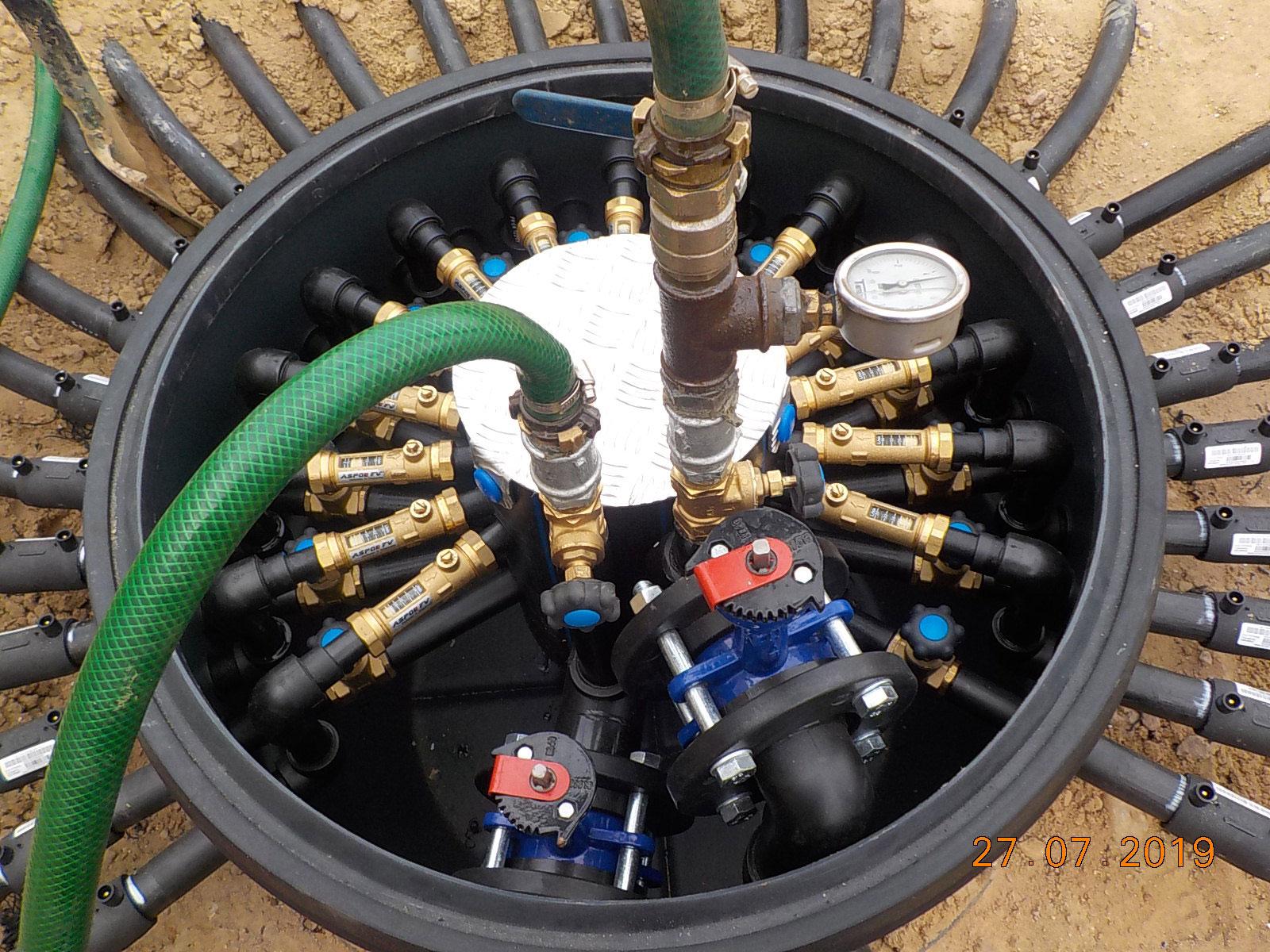 Odwierty pod pompy ciepła, Odwierty geotermalne, Wiercenie pod pompy ciepła, Odwierty do pomp ciepła, Pompy ciepła | BOSE-Instal Sp. z o.o.