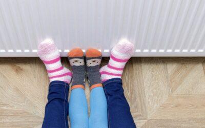 Czy pompy ciepła są w stanie zapewnić wystarczająco wysokie temperatury systemu grzewczego?
